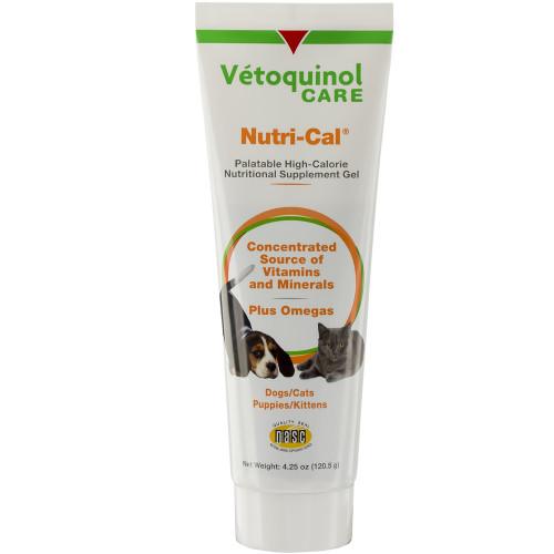 Nutri-Cal (4 25 oz paste) by VETOQUINOL