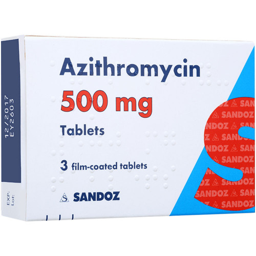 Azithromycin oral tablet
