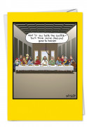 Taste Souffle Tim Whyatt (Blank) Card