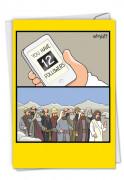 12 Followers Card