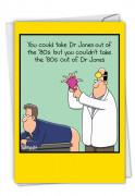 Dr. Jones Get Well Card