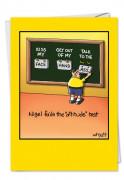 Nigel Attitude Card