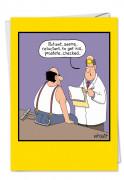 Reluctant Patient Card