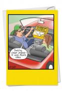 Clean Undies Card