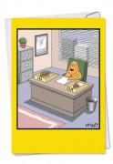 Working Dog Card