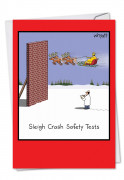 Sleigh Safety Tests Card