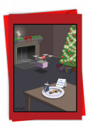 Santa's Drone Card