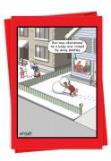 Dung Beetles Card