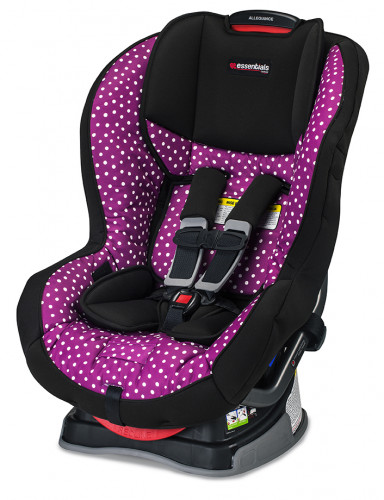 Essentials by Britax Allegiance Convertible Car Seat - Confetti