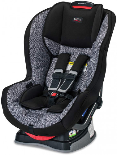 Essentials by Britax Allegiance Convertible Car Seat - Static