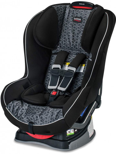 Essentials by Britax Emblem Convertible Car Seat - Fusion