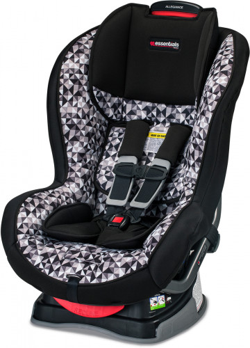 Essentials by Britax Allegiance Convertible Car Seat - Prism