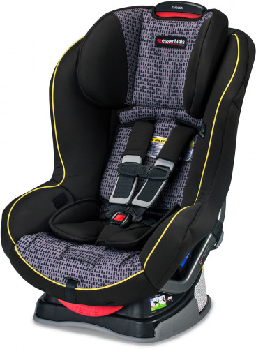 Essentials by Britax Emblem Convertible Car Seat - Pulse