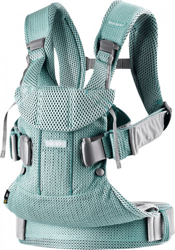 BabyBjorn Baby Carrier One Air, 3D Mesh - Frost Green
