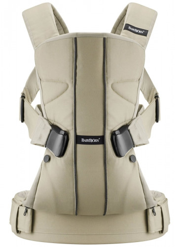BabyBj�rn Baby Carrier One - Khaki