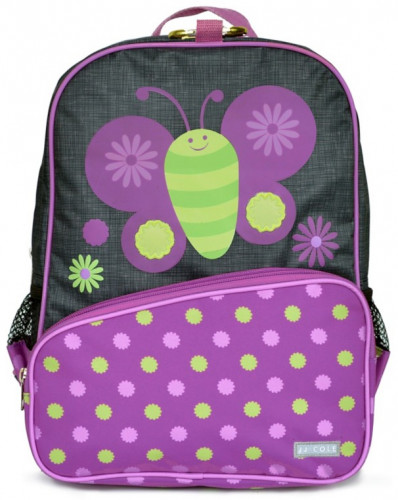 JJ Cole Toddler Backpack - Butterfly