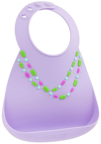 Make My Day Baby Bib - For a Lil' Sparkle