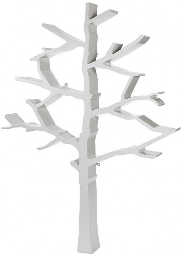 Nursery Works Tree Bookcase - Cloud Grey