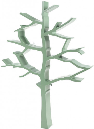 Nursery Works Tree Bookcase - Sage Green