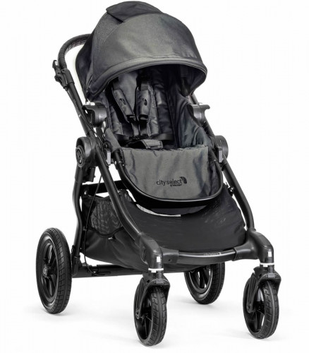 Baby Jogger City Select Single Stroller - Charcoal