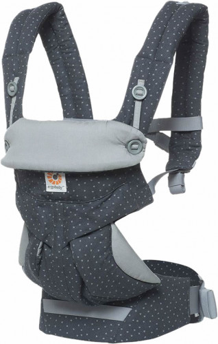 Ergobaby 360 Four Position Baby Carrier - Starry Sky