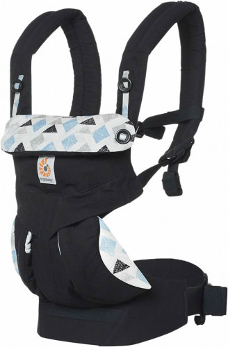 Ergobaby Four Position 360 Carrier - Triple Triangles