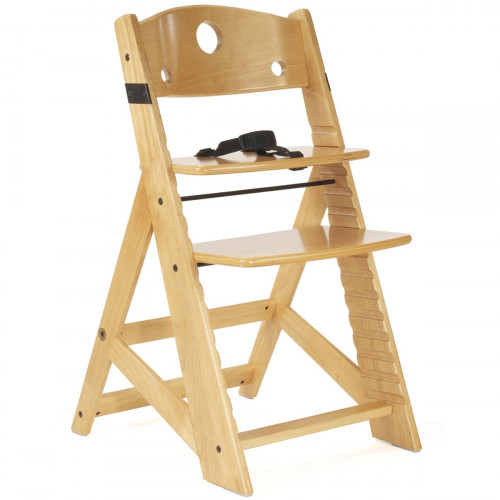 Keekaroo Height Right Kids High Chair - Natural