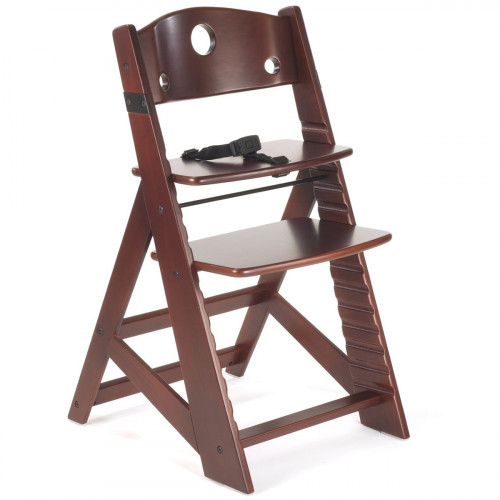 Keekaroo Height Right Kids High Chair - Mahogany