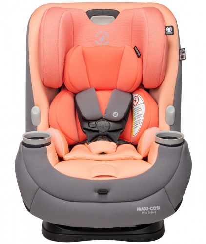 Maxi-Cosi Pria 3-in-1 Convertible Car Seat - Peach Amber