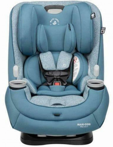 Maxi-Cosi Pria 3-in-1 Convertible Car Seat, Sweater Knit - Deep Teal