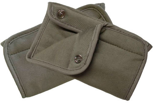 Ergobaby Organic Teething Pad in Mocha