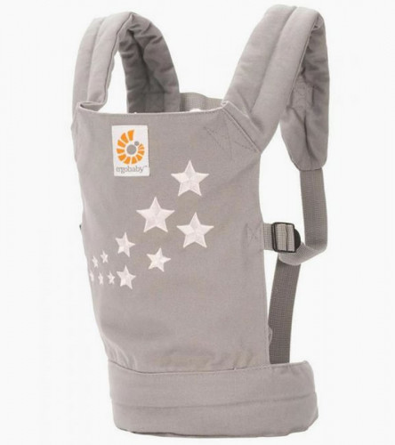 Ergobaby Doll Carrier - Galaxy Grey
