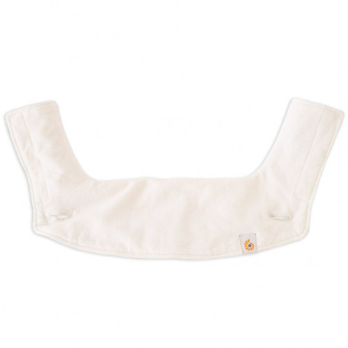 Ergobaby Four Position 360 Carrier Teething Pad and Bib - Natural