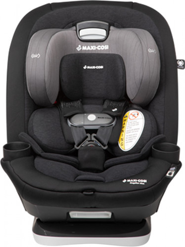 Maxi-Cosi Magellan Max 5-in-1 All-In-One Convertible Car Seat - Frequency Black