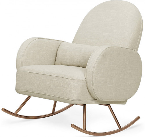 Nursery Works Compass Rocker - Oatmeal Weave