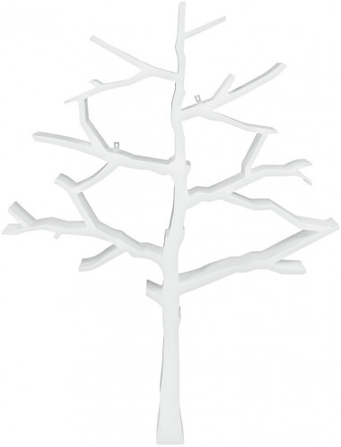 Nursery Works Tree Bookcase - White