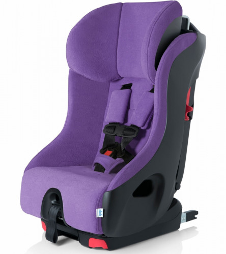 Clek Foonf Convertible Car Seat with Anti-Rebound Bar - Prince C-Zero Plus (Albee Exclusive)
