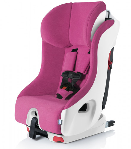 Clek Foonf Convertible Car Seat with Anti-Rebound Bar - Snowberry (C-Zero Plus)