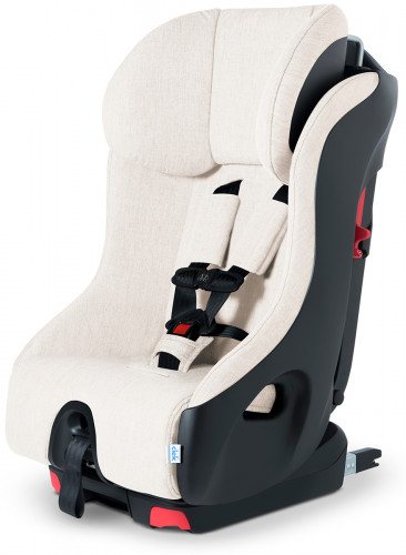Clek Foonf Convertible Car Seat with Anti-Rebound Bar - Marshmallow (C-Zero Plus)