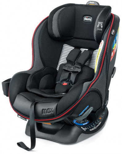 Chicco NextFit Max Zip Air Convertible Car Seat - Atmosphere