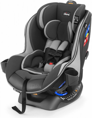Chicco NextFit Zip Air Max Extended-Use Convertible Car Seat - Atmos