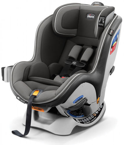 Chicco NextFit Zip Convertible Car Seat - Nebulous