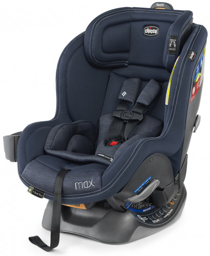 Chicco NextFit Max ClearTex Convertible Car Seat - Reef