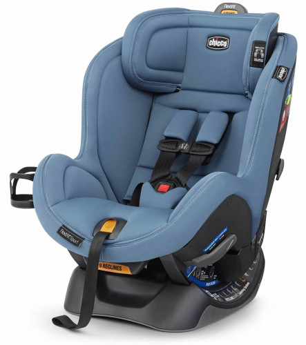 Chicco NextFit Sport Convertible Car Seat - Sky