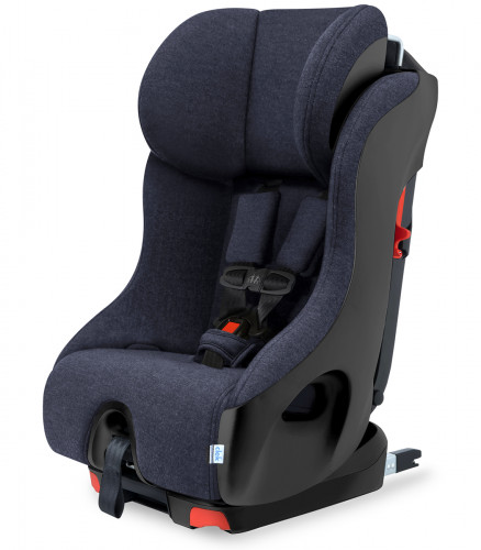 Clek Foonf Convertible Car Seat with Anti-Rebound Bar - Twilight Mammoth Wool (FR FREE) (Albee Exclusive)