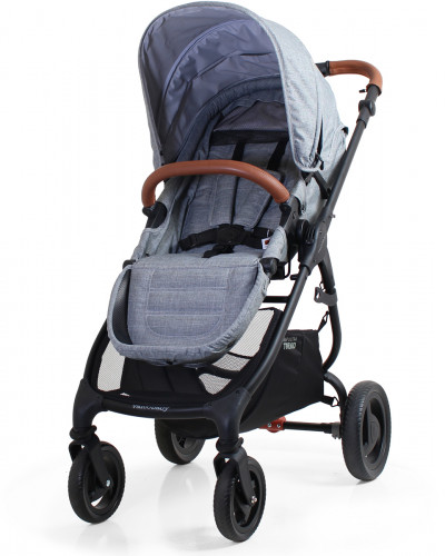 Valco Snap Ultra Trend Reversible Seat Stroller - Grey Marle