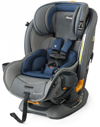 Chicco Fit4 Adapt 4-in-1 Convertible Car Seat - Vapor