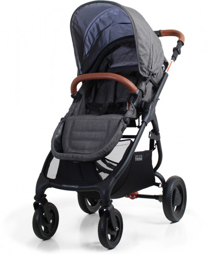 Valco Snap Ultra Trend Reversible Seat Stroller - Charcoal