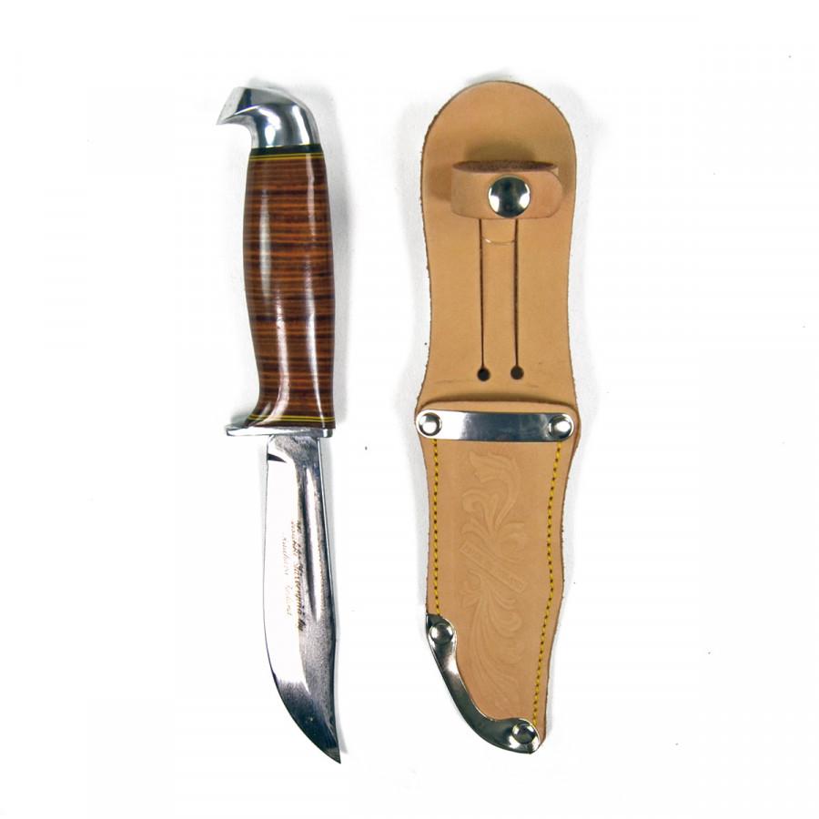 Iisakki Järvenpää Scout Puukko Knife - Model 3447