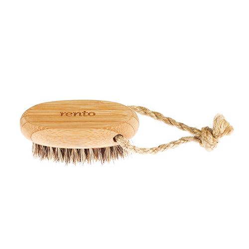 Rento Natural Bamboo Nail Brush